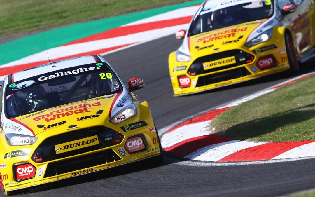 Team Shredded Wheat Racing with Gallagher signs-off in style at Brands Hatch season finale