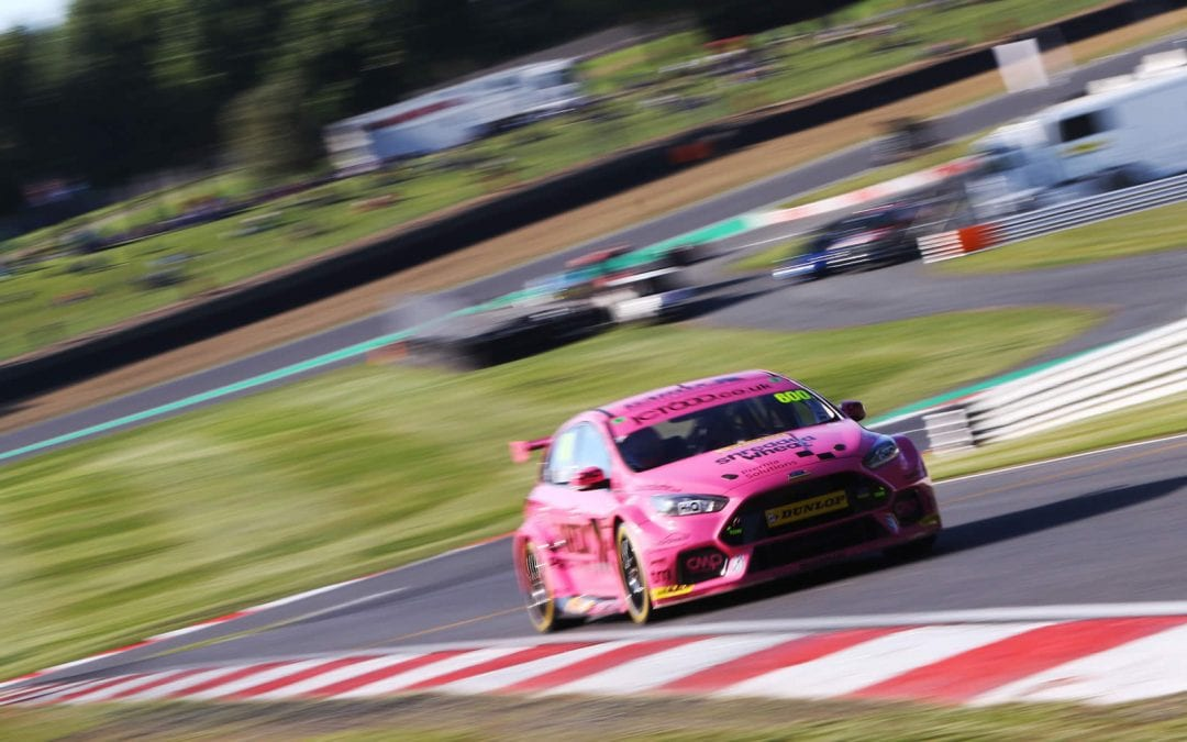 Tordoff concludes BTCC comeback season with top 6 finish at Brands Hatch