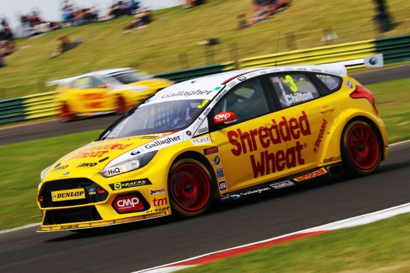 Team Shredded Wheat Racing with Gallagher looking to carry momentum into 'Diamond Double' Snetterton event