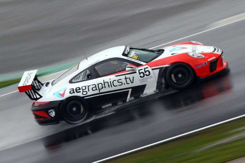 Motorbase Performance aiming high as Porsche Carrera Cup returns to home soil