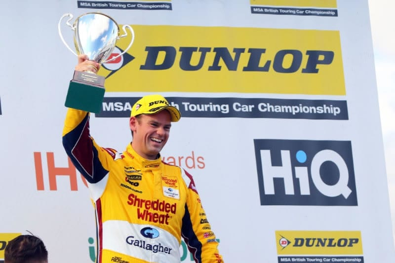 Team Shredded Wheat Racing with Gallagher reignites BTCC title tilt at Silverstone