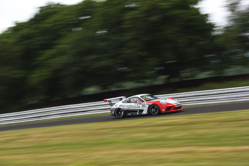 Podium and Class win for Motorbase Performance at Oulton Park