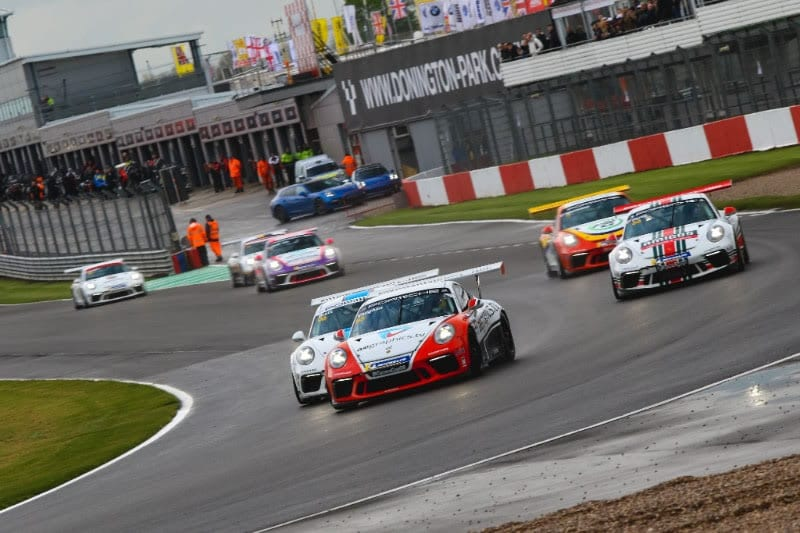Motorbase Performance looking to close in on Pro-Am Championship at Monza