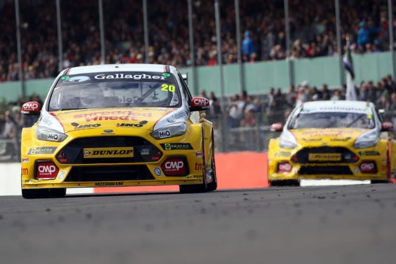 Team Shredded Wheat Racing with Gallagher hunting hometown glory at BTCC season finale