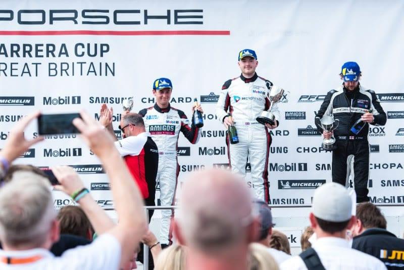 Porsche Carrera Cup Oulton Park