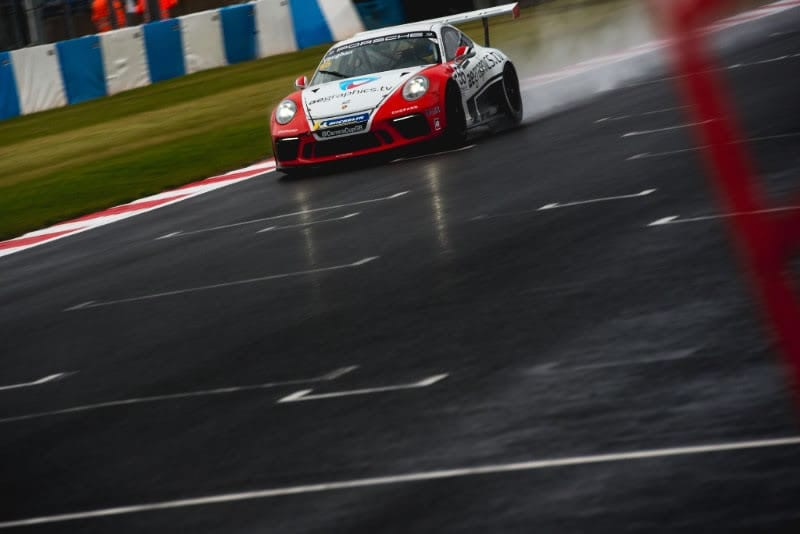 Motorbase Performance takes Pro-Am class honours at Donington Park