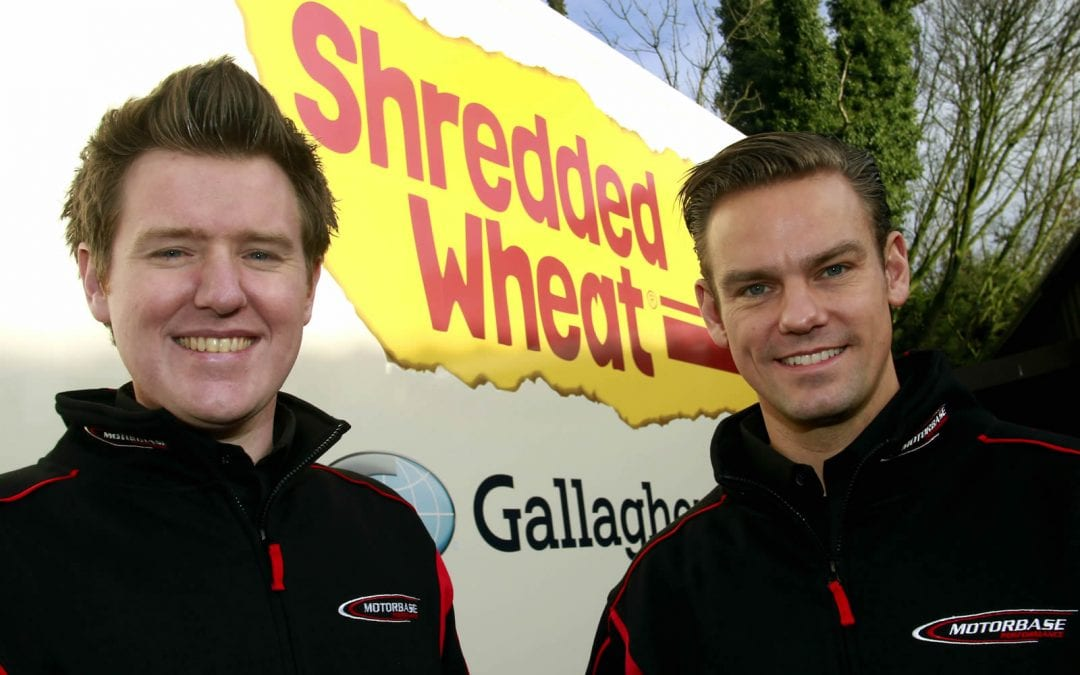 Team Shredded Wheat Racing with Gallagher confirms Tom Chilton and Ollie Jackson for 2019 BTCC campaign