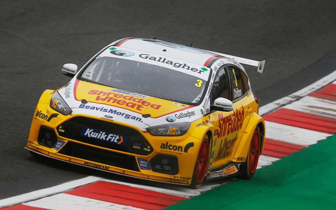 Team Shredded Wheat Racing with Gallagher eyes championship lead as BTCC heads to Donington Park