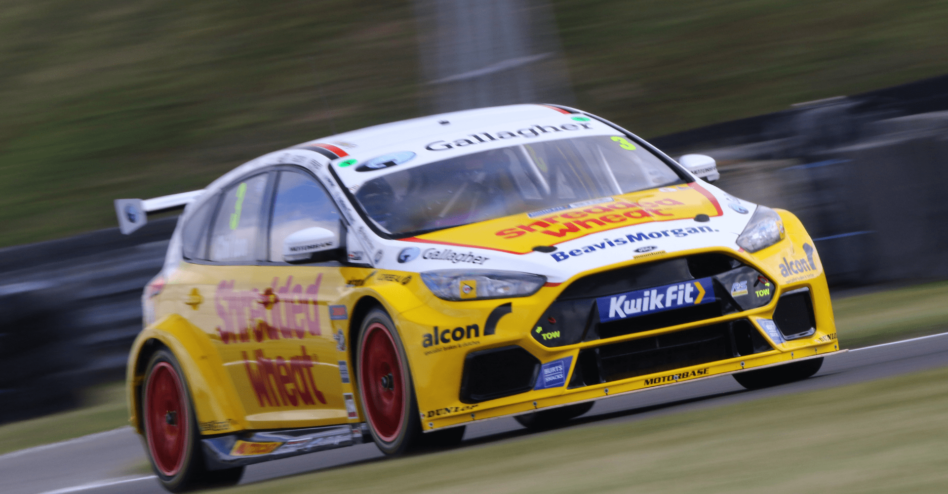 Team Shredded Wheat Racing with Gallagher full of confidence ahead of Thruxton return
