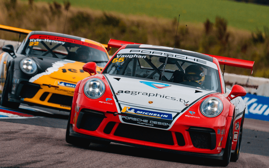Motorbase Performance hunting Silverstone success as Porsche Carrera Cup GB tackles the GP circuit.