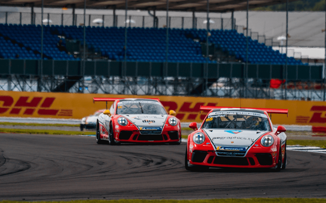 Double podium marks Silverstone success for Motorbase Performance