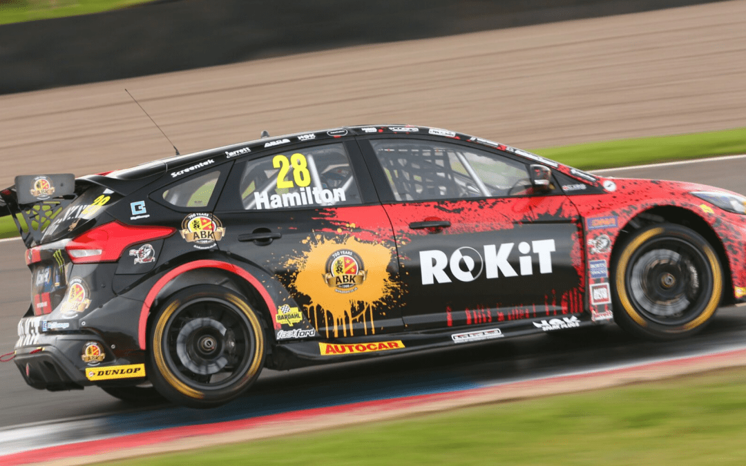 Nicolas Hamilton to miss remainder of the Kwik Fit British Touring Car Championship season