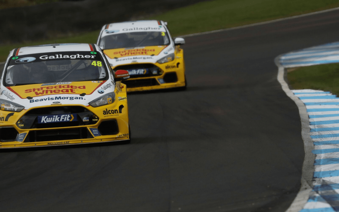 Team Shredded Wheat Racing with Gallagher on the hunt for Silverstone silverware