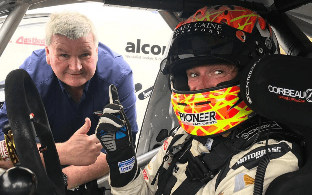 Caine in at Motorbase Performance for remainder of the Kwik Fit British Touring Car Championship season
