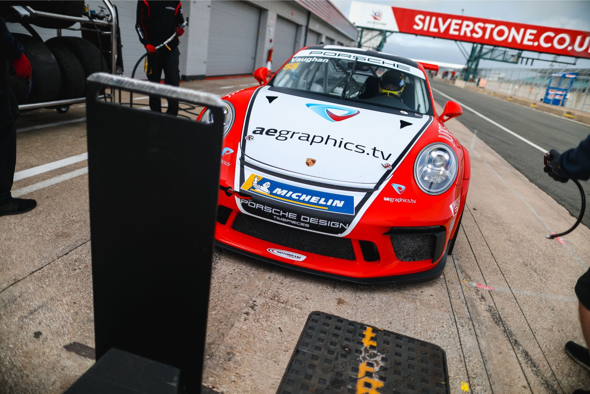 motorbase performance porsche carrera cup gb 2019 silverstone