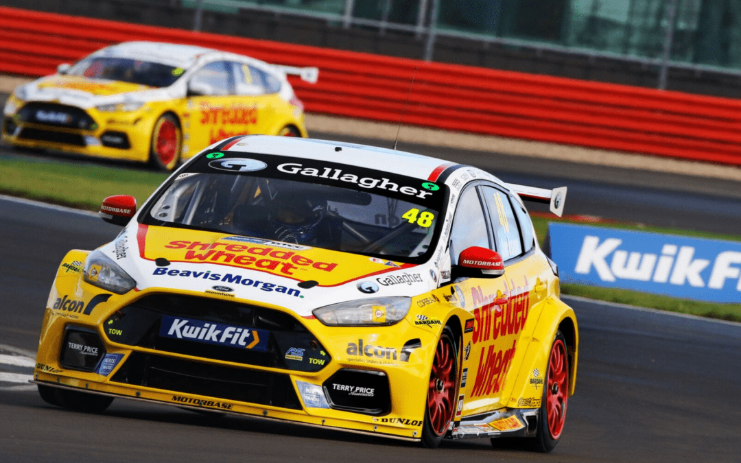 2019 Team shredded wheat racing btcc motorbase performance
