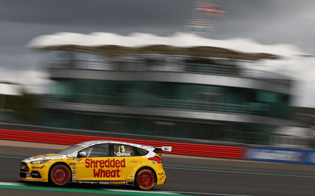 Team Shredded Wheat Racing with Gallagher salvages the points in Silverstone showdown