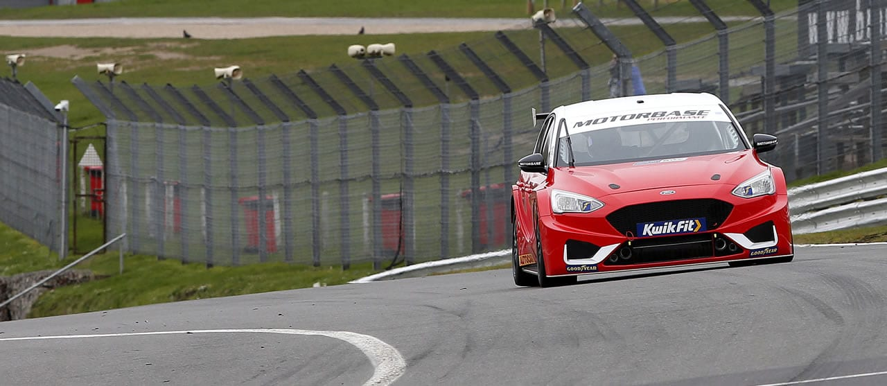 Latest News from the BTCC and Porsche CARRERA Cup GB