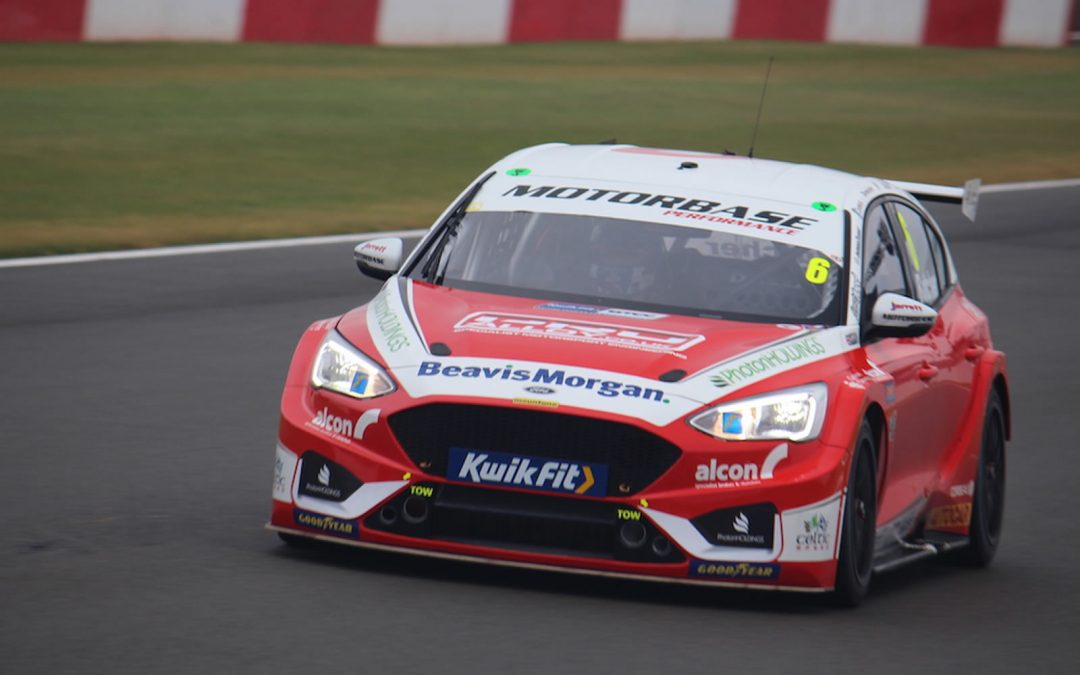 Inside Motorbase: 2020 Ford Focus BTCC
