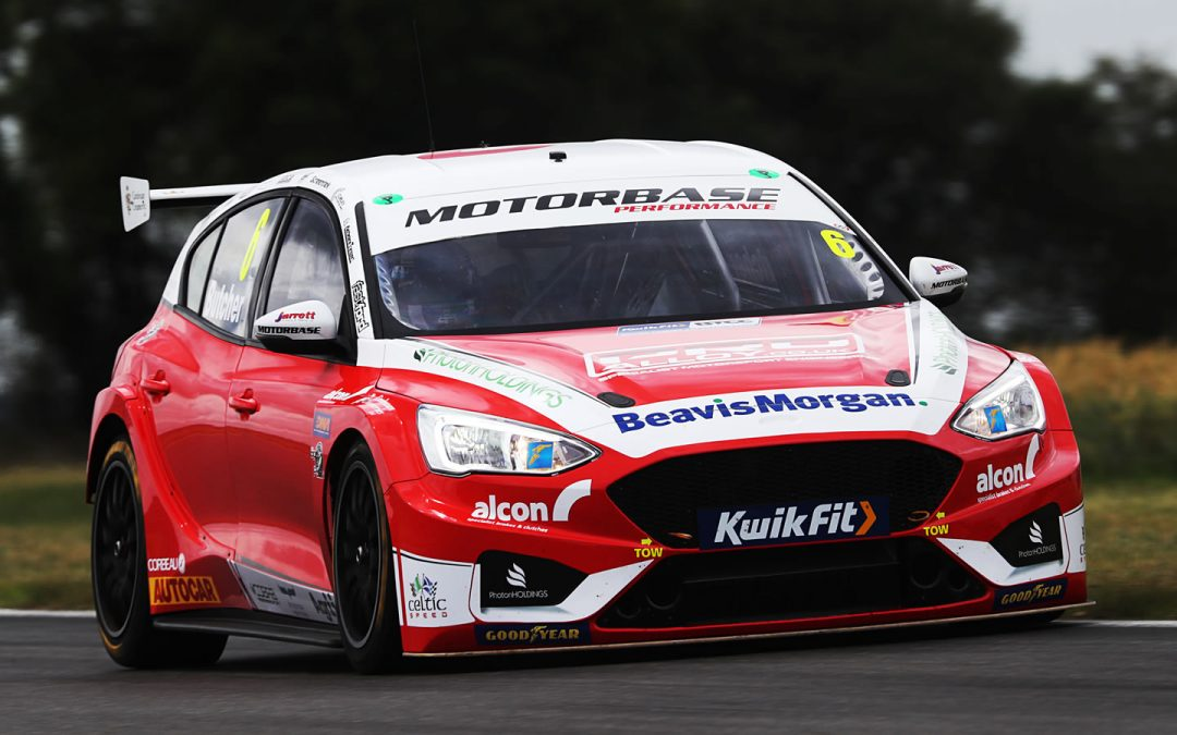 Motorbase relishes British Touring Car Championship racing return this weekend