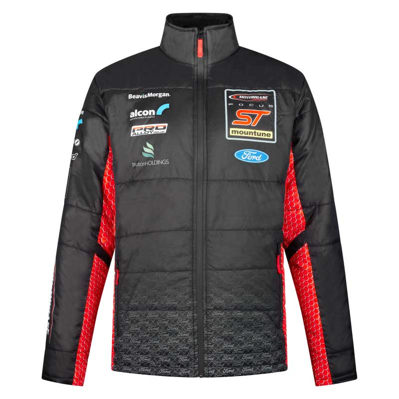 Motorbase Padded Jacket