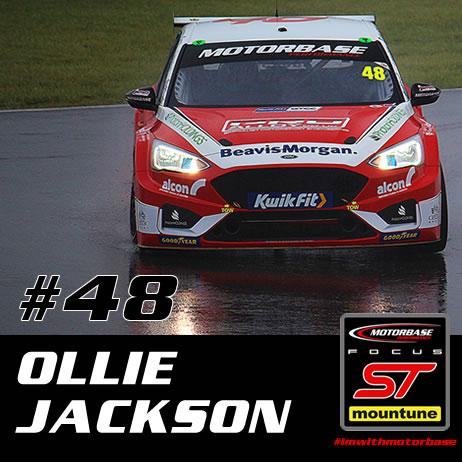 Ollie Jackson 2020