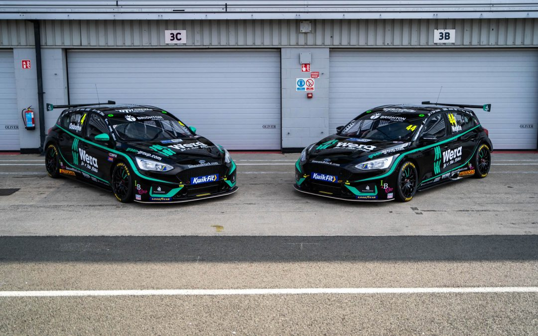 Racing with Wera & Photon Group takes to the track in 2021
