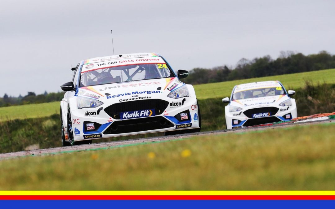 SCORCHING SNETTERTON AWAITS MB MOTORSPORT ACCELERATED BY BLUE SQUARE