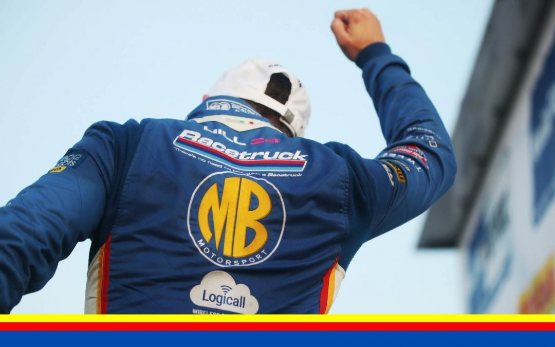 MB MOTORSPORT ACCELERATED BY BLUE SQUARE CONTINUE PODIUM RUN AT DONINGTON PARK